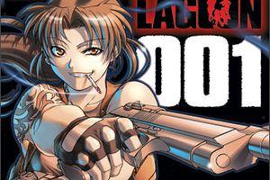 Black Lagoon by Rei Hiroe, published by Shonen Jump / VIZ Media