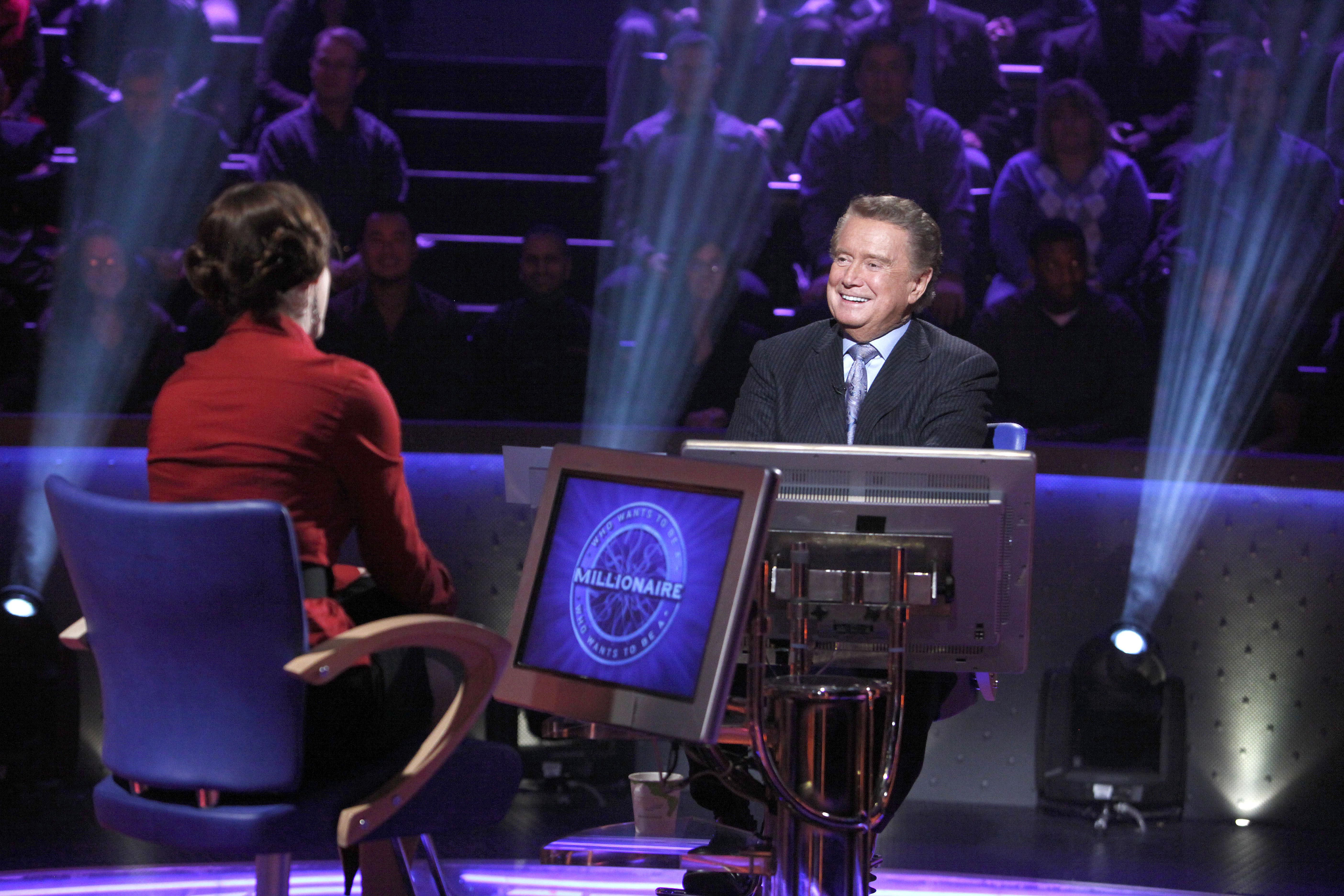 original who wants to be a millionaire host