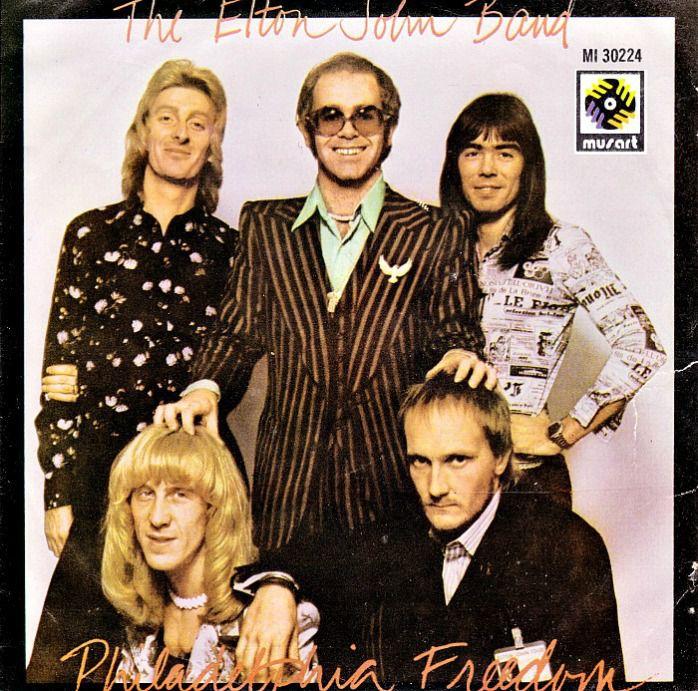 Elton John Philadelphia Freedom