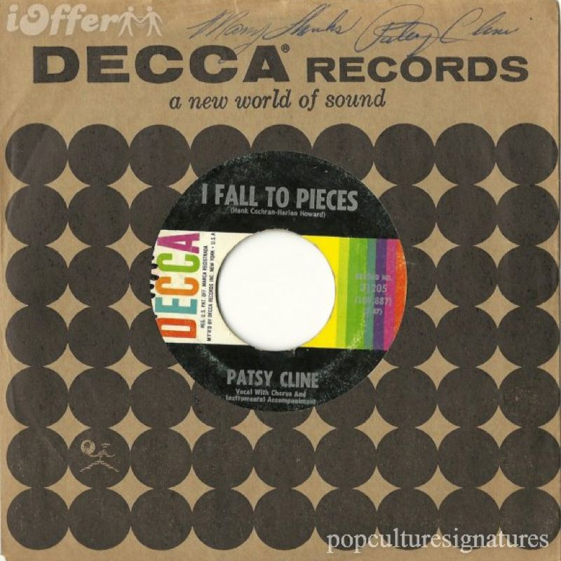 Patsy Cline - I Fall To Pieces