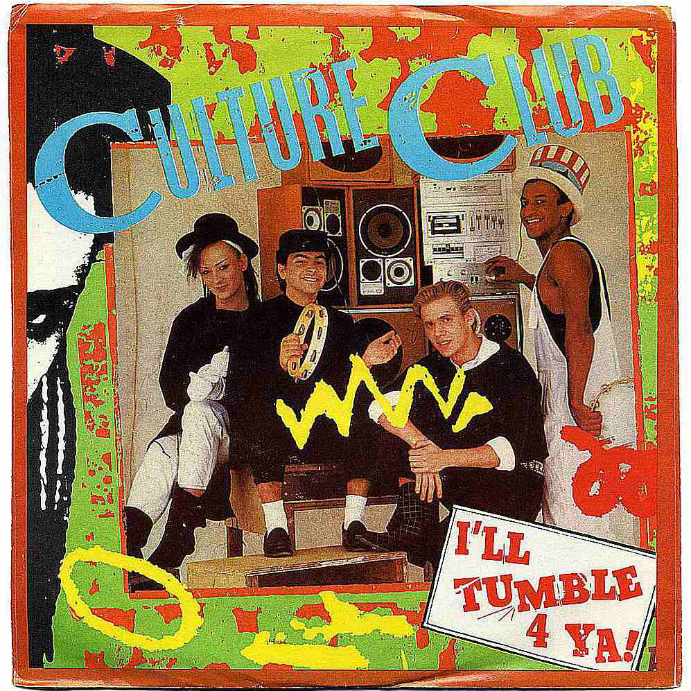 British group Culture Club delivered a number of sunny '80s singles, including the ebullient
