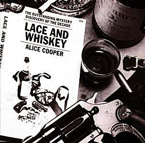 Lace and Whiskey Alice Cooper album cover