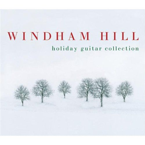 Windham Hill Holiday Guitar Collection cover