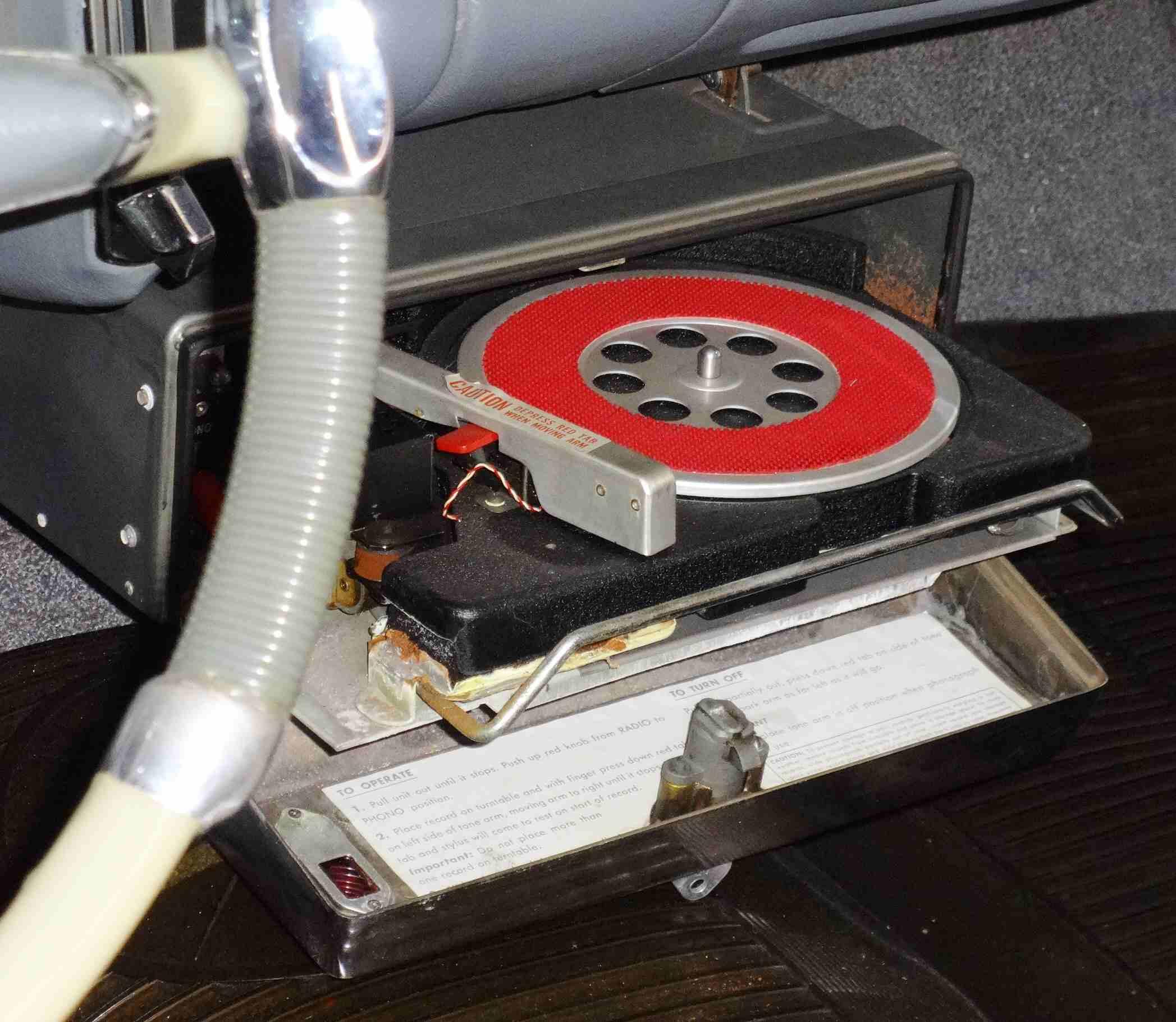 Highway Hi-Fi 45 Record Player