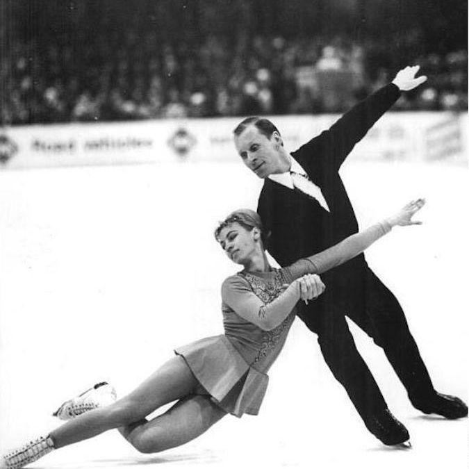 Ludmila Belousiova and Oleg Protopopov