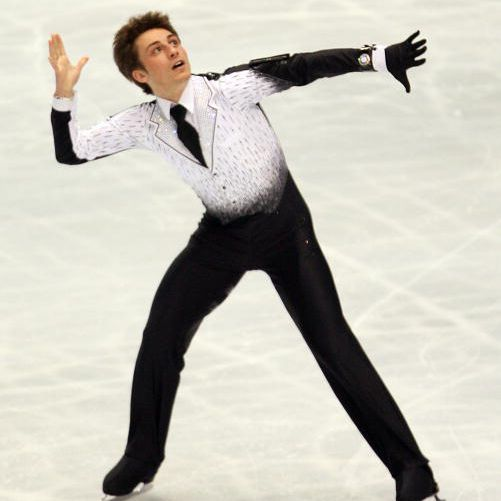 Brian Joubert - French Figure Skater and World Figure Skating Champion