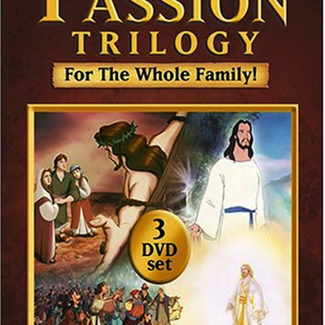 The Animated Passion Triology