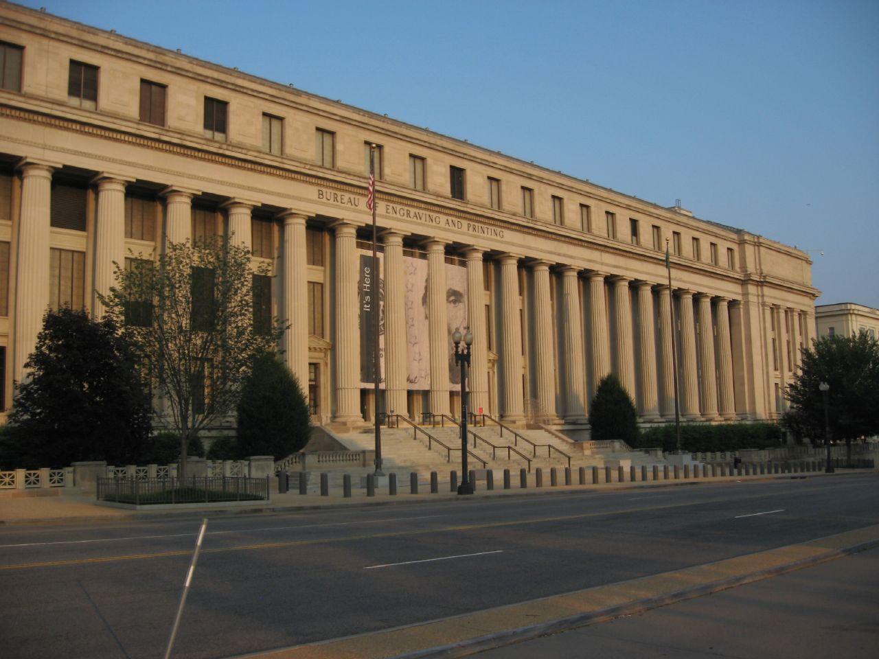 U.S. Bureau of Engraving and Printing