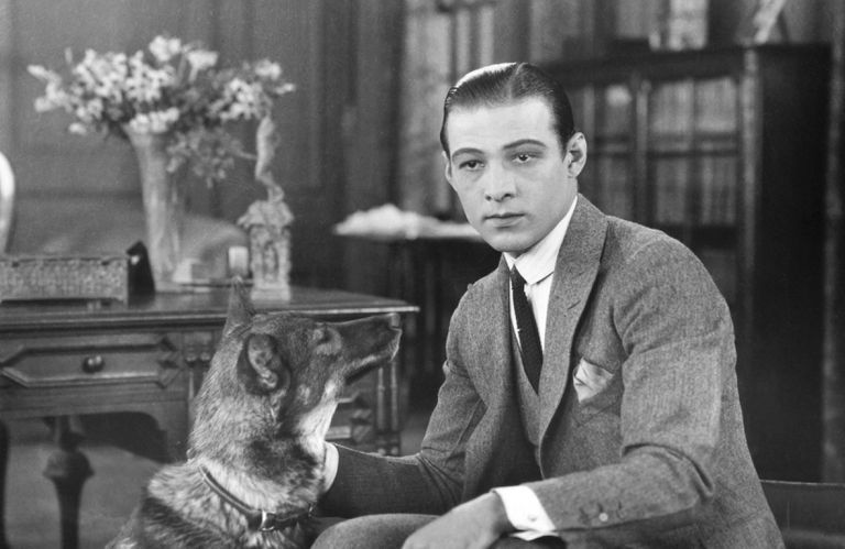 "Rudolph Valentino: Iconic ""Latin Lover"" Became Hollywood Activist"