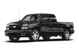 2007 Chevy Silverado in Black