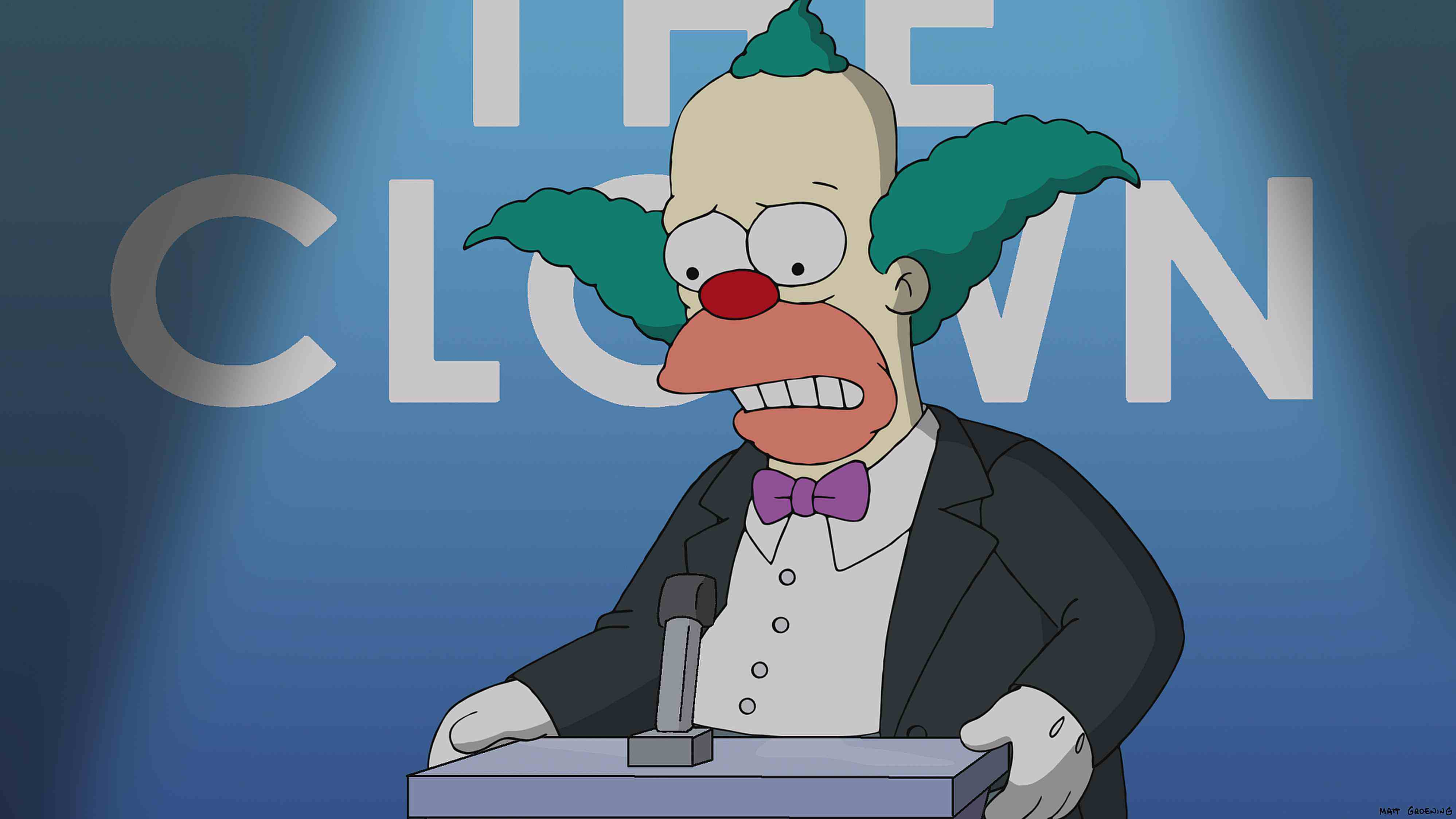 """""""Clown in the Dumps"""" on 'The Simpsons'"""