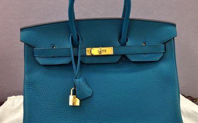 9243acbfe769 Authentic Hermes Birkin Bag at Portero.com