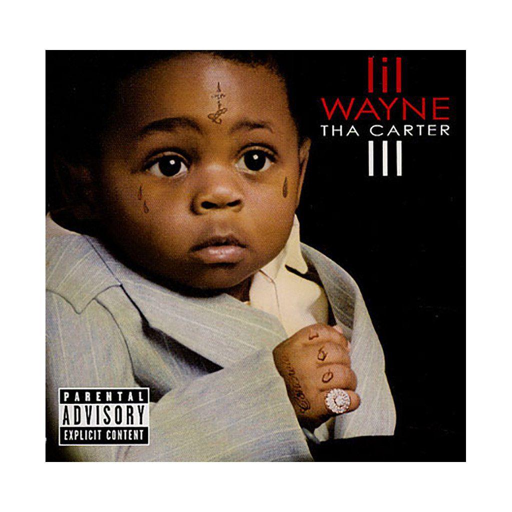 lil wayne the carter album cover