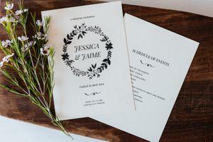 free wedding programs