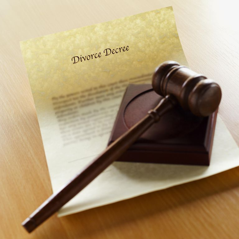 divorce deed meaning