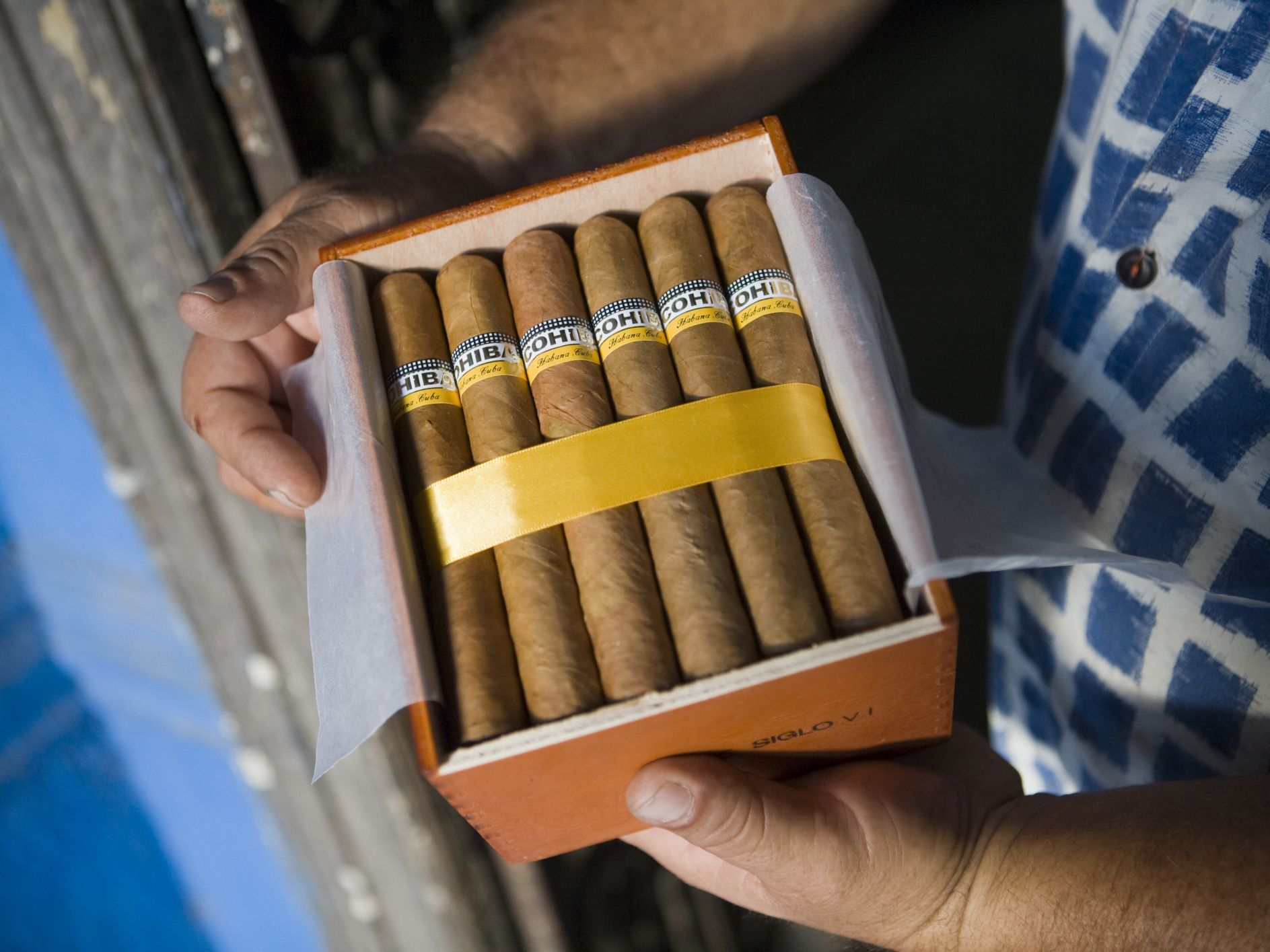 Cuban Cigars and the Updated Laws
