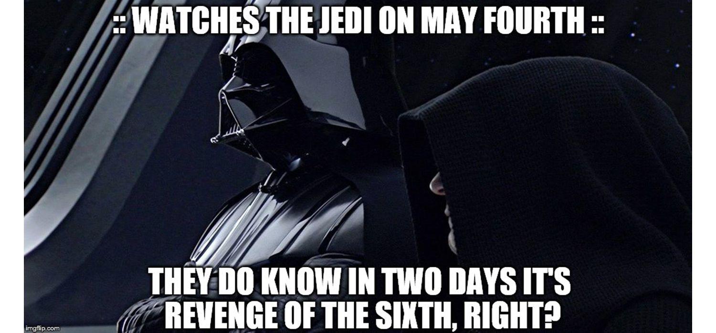 Revenge of the sixth meme