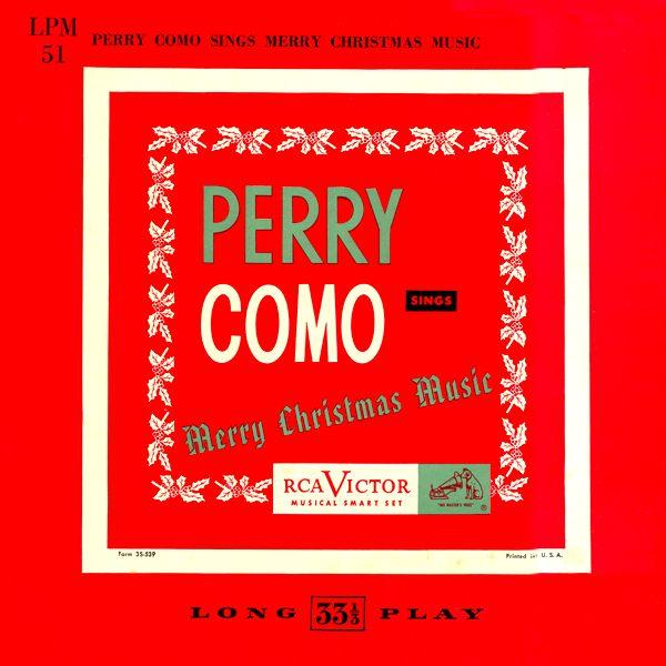 Perry Como - Perry Como Sings Merry Christmas Music