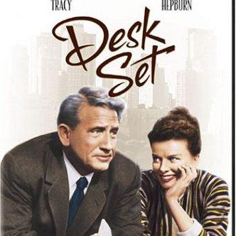 Desk Set movie poster