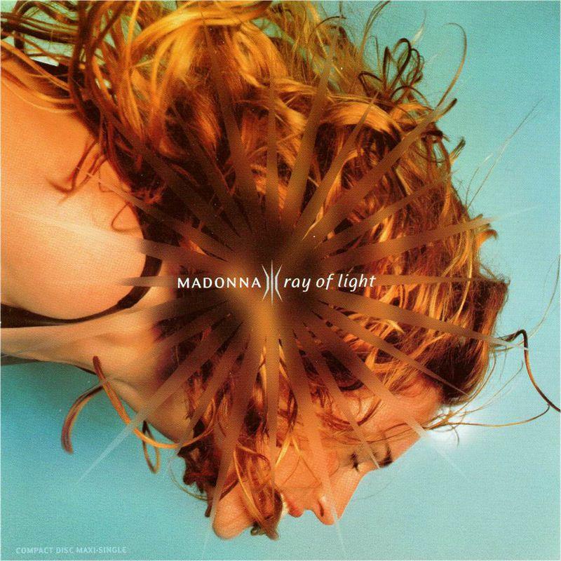 "Album art for Madonna - ""Ray of Light"""