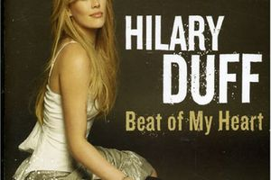 Hilary Duff Beat Of My Heart