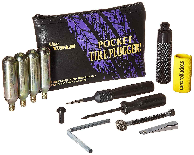 motorcycle tire repair kit