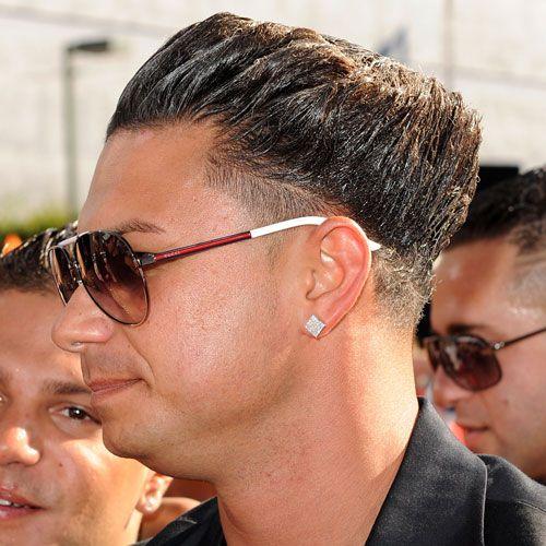 """Paul """"Pauly D"""" DelVecchio's Jersey Shore Haircut"""