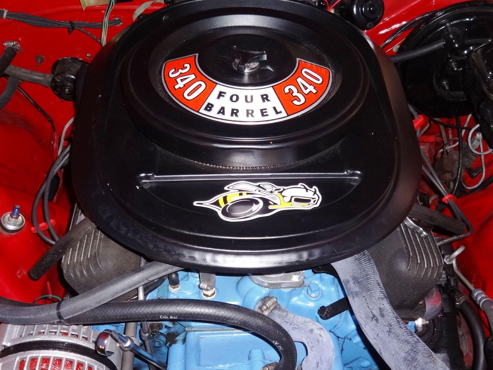 Chryslers Classic 340 Small Block V8