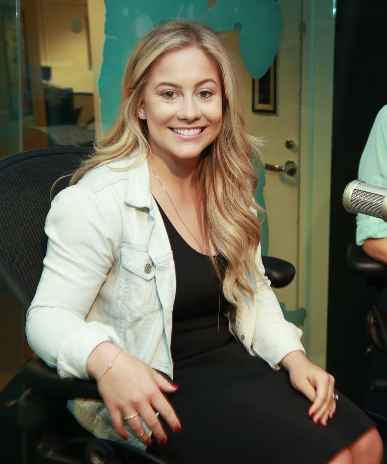 Shawn Johnson on Celebrities Visit SiriusXM - July 26, 2016