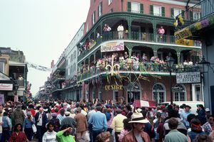 Mardi Gras, New Orleans, LA