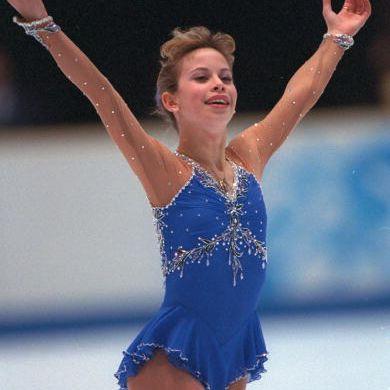 Tara Lipinski - 1998 Olympic Figure Skating Champion