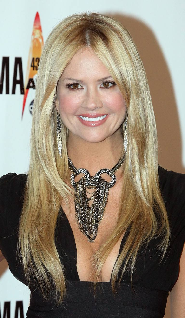 Nancy O'Dell's Super Long Locks