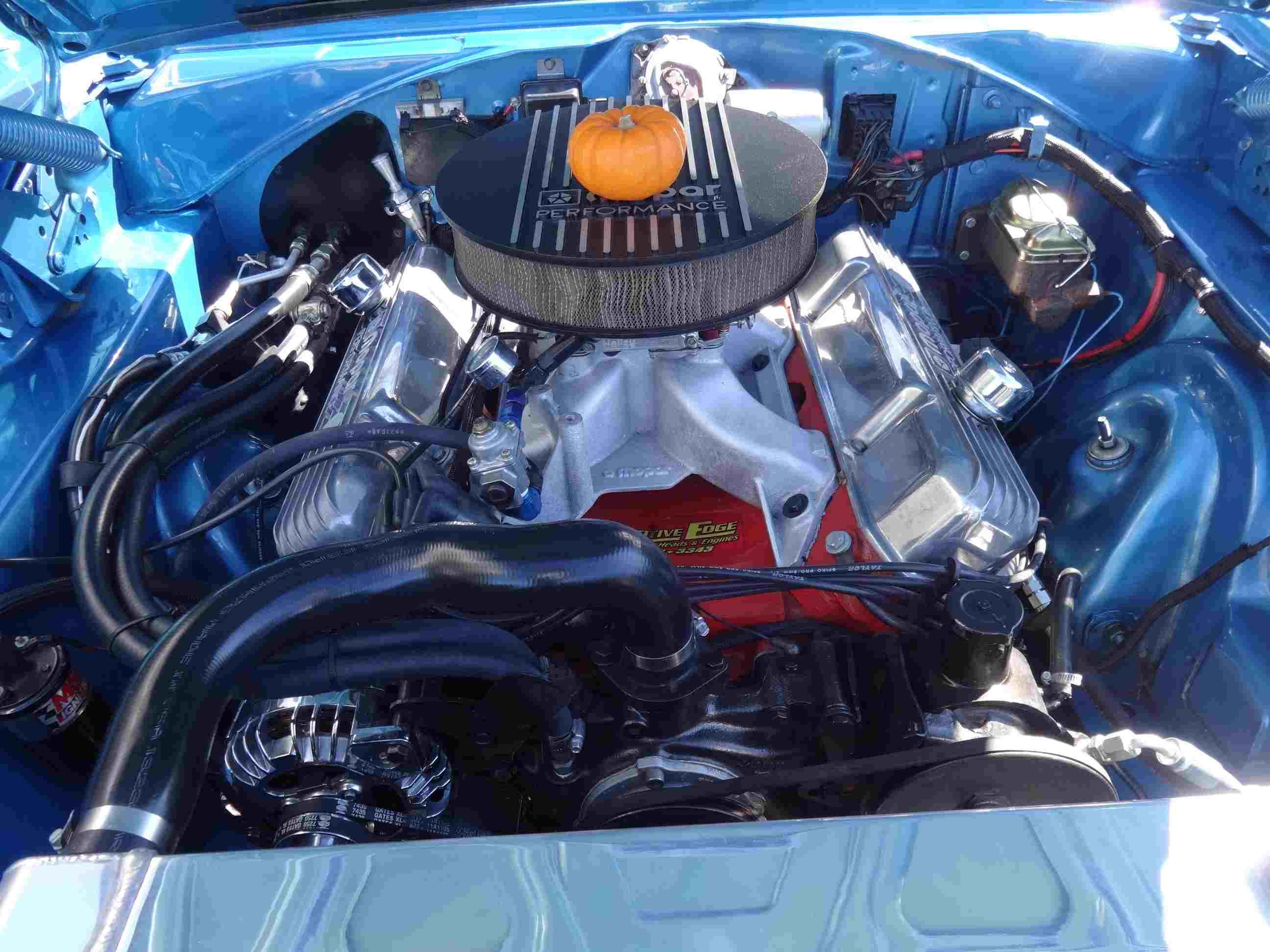 440 Cubic Inch Mopar V8