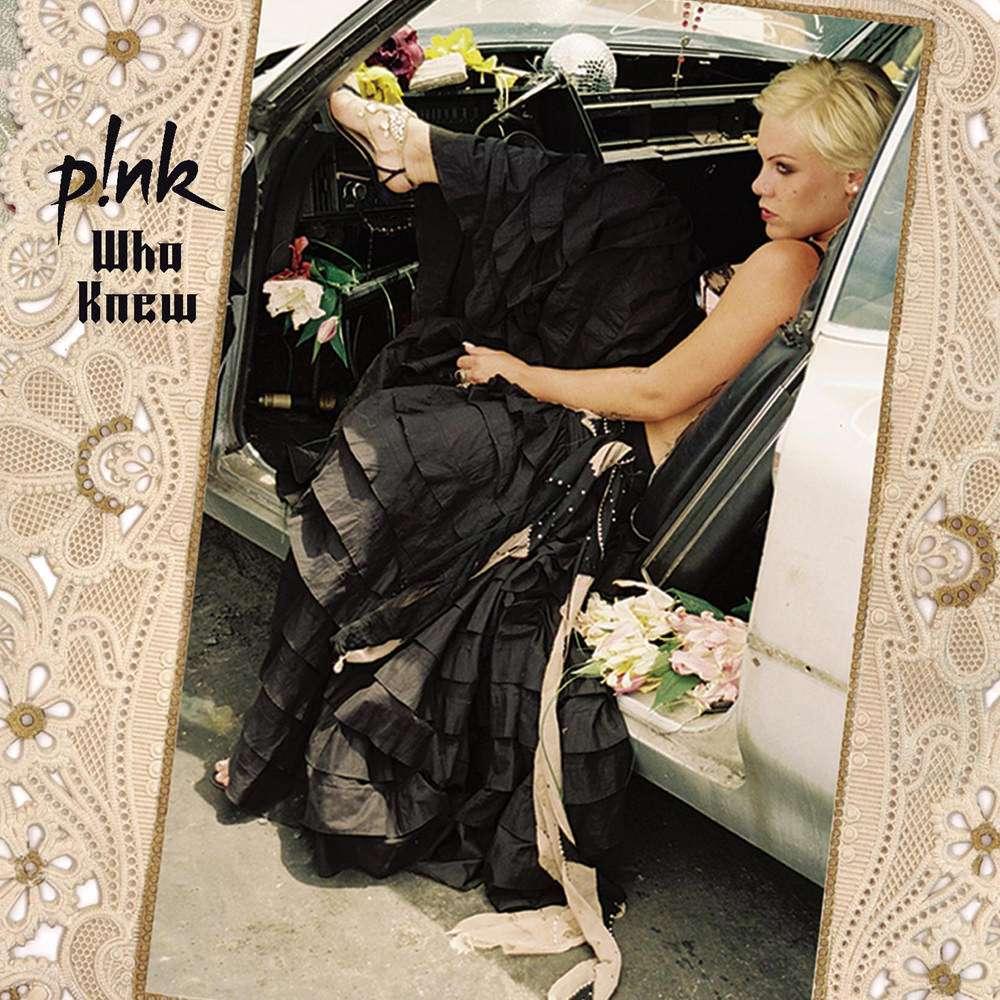 Pink -