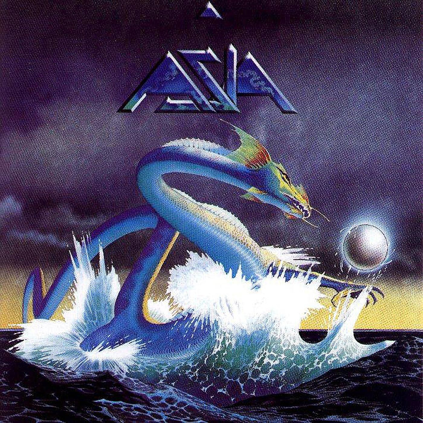 Arena rock supergroup Asia made a major splash with its 1982 debut.