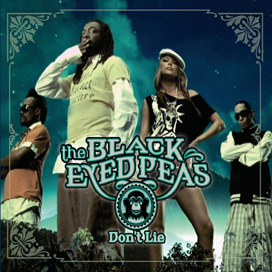 Black Eyed Peas Don't Lie cover