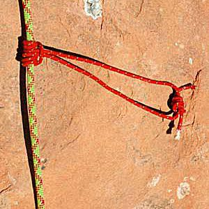 The more wraps on the rope, the tighter the knot will cinch.