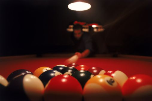 How To Shoot Pool Accurately Without A