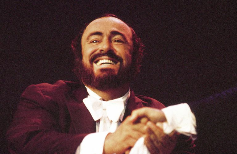 Popular Songs Sung by Luciano Pavarotti