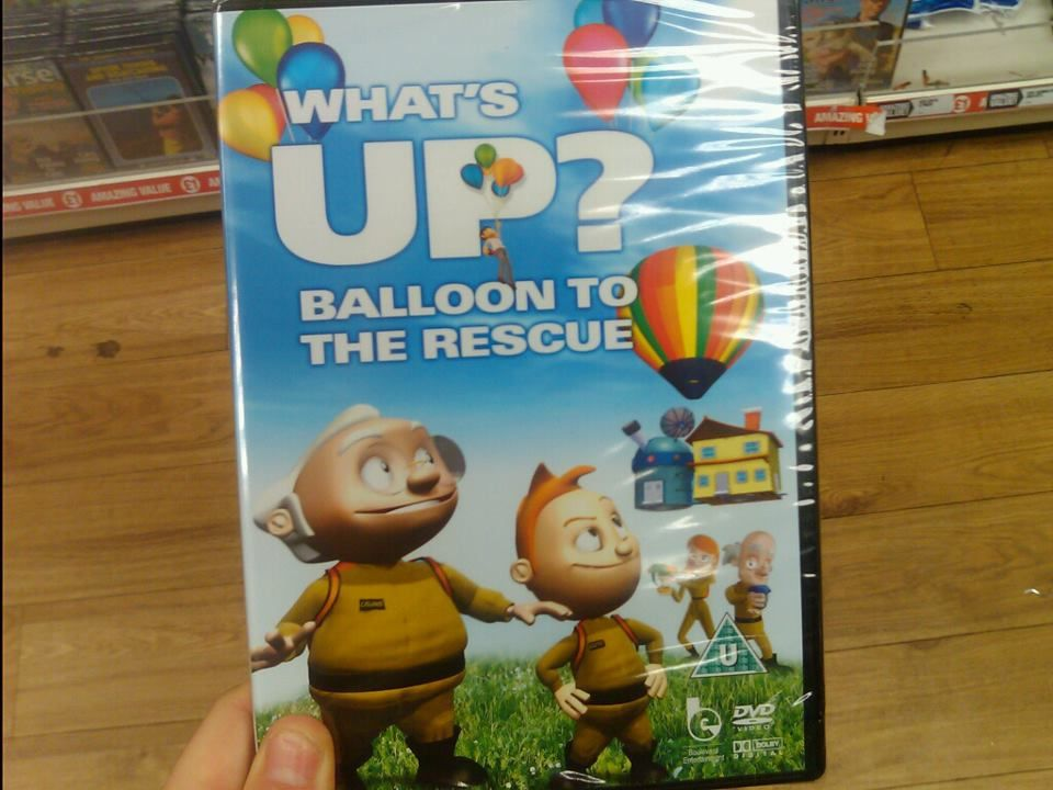 knock off version of UP movie called What's Up