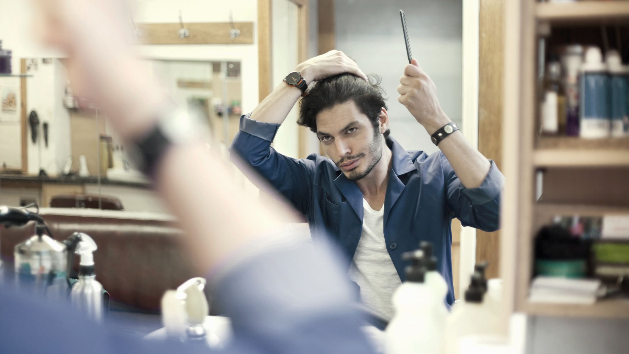How To Manage Coarse Hair For Men
