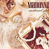 Madonna's Material Girl cover