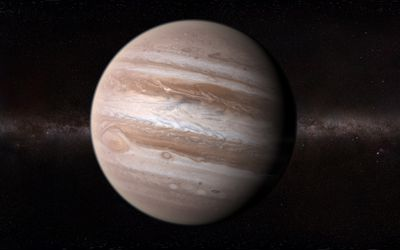 Your Luckiest Year? The Jupiter Return