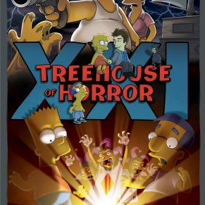 Treehouse of Horror XXI - The Simpsons