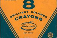 Mini Crayola Tin