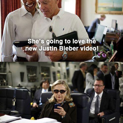 HIllary Obama Biden Text