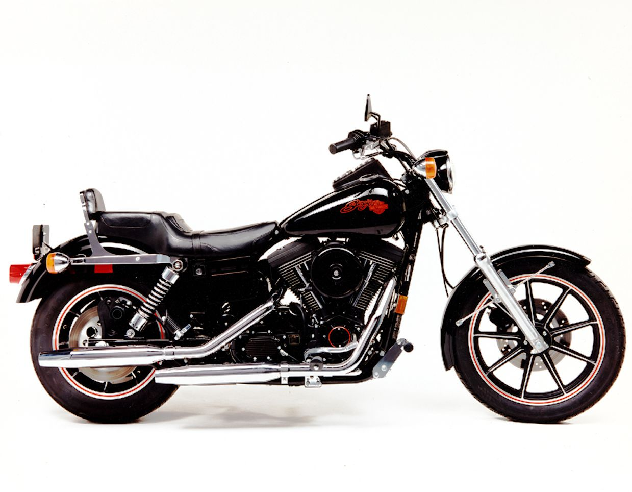 1991 Harley-Davidson FXDB Dyna Glide Sturgis