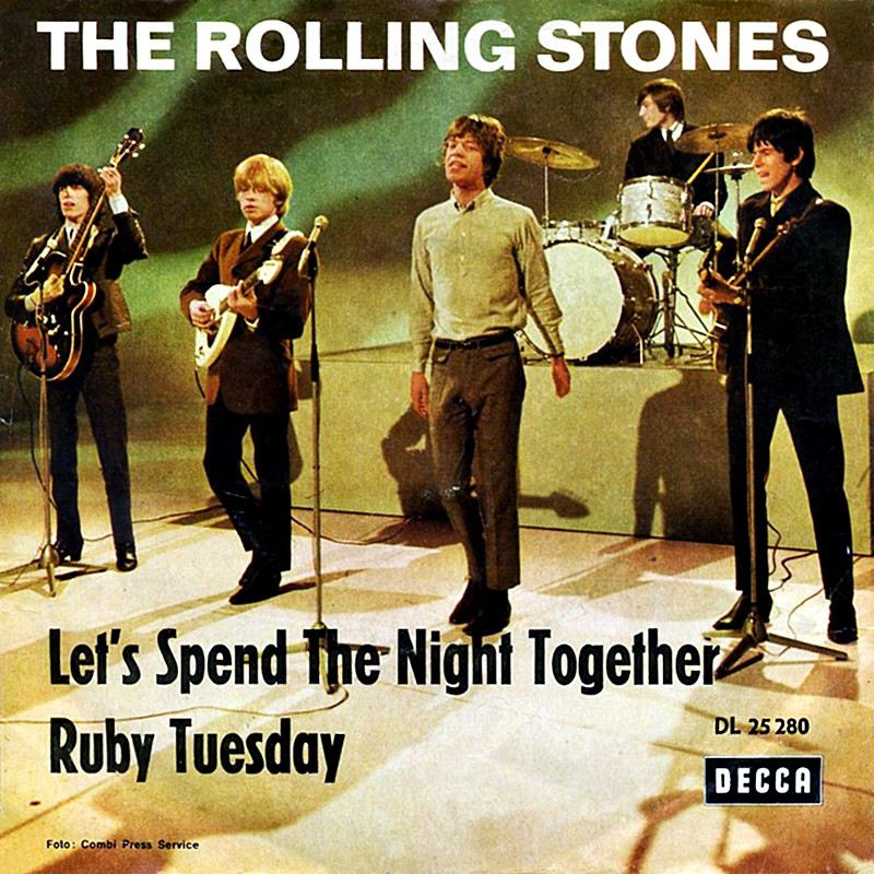 Rolling Stones Ruby Tuesday