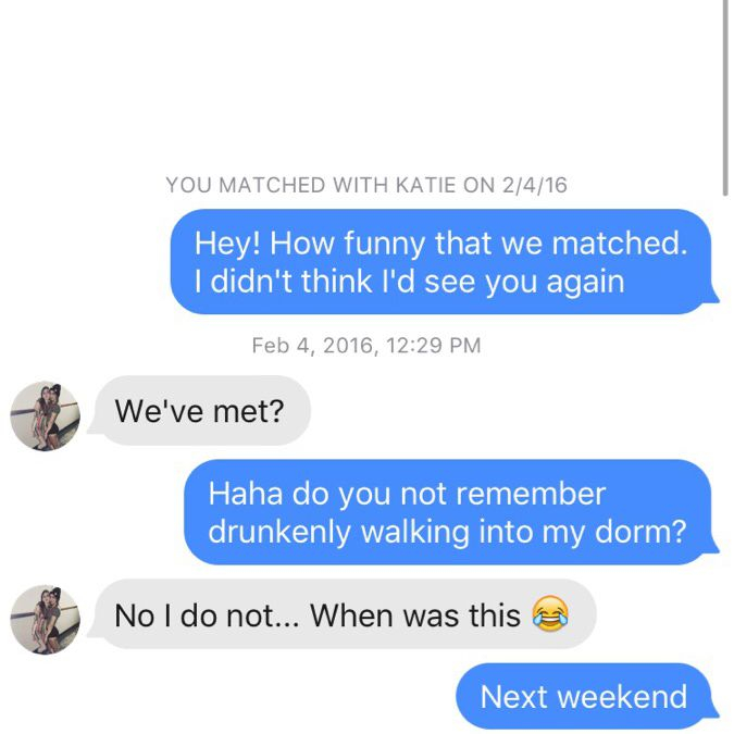 tinder funny stories
