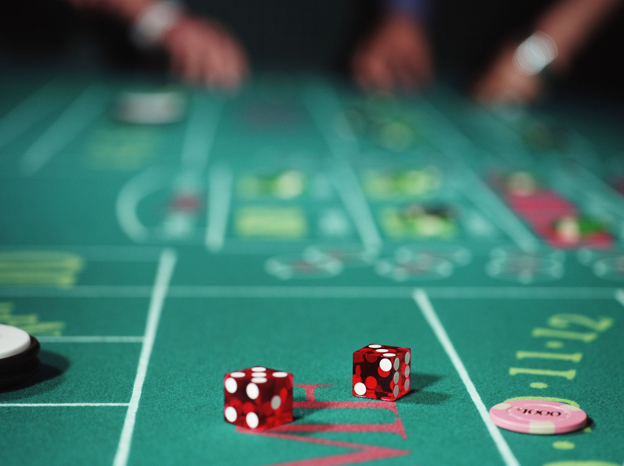 How To Make Money Playing Craps